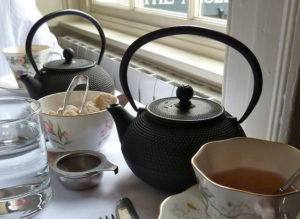 Cast iron teapots are the best teapots. But how do you clean them?