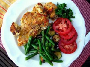 Make delicious chicken dinners for much less money when you cut a whole chicken yourself.