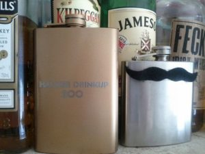 There are all different types of flasks available on the market.