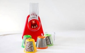 Red Food Chopper