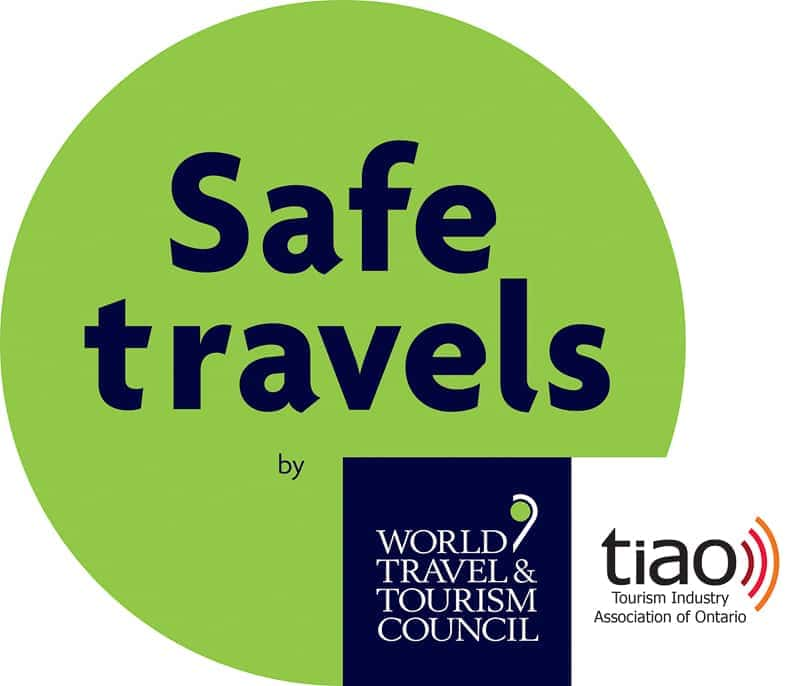 WTTC SafeTravels Stamp Template