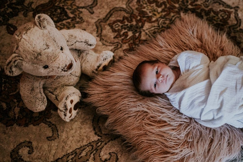 baby photography in melbourne - natural photos