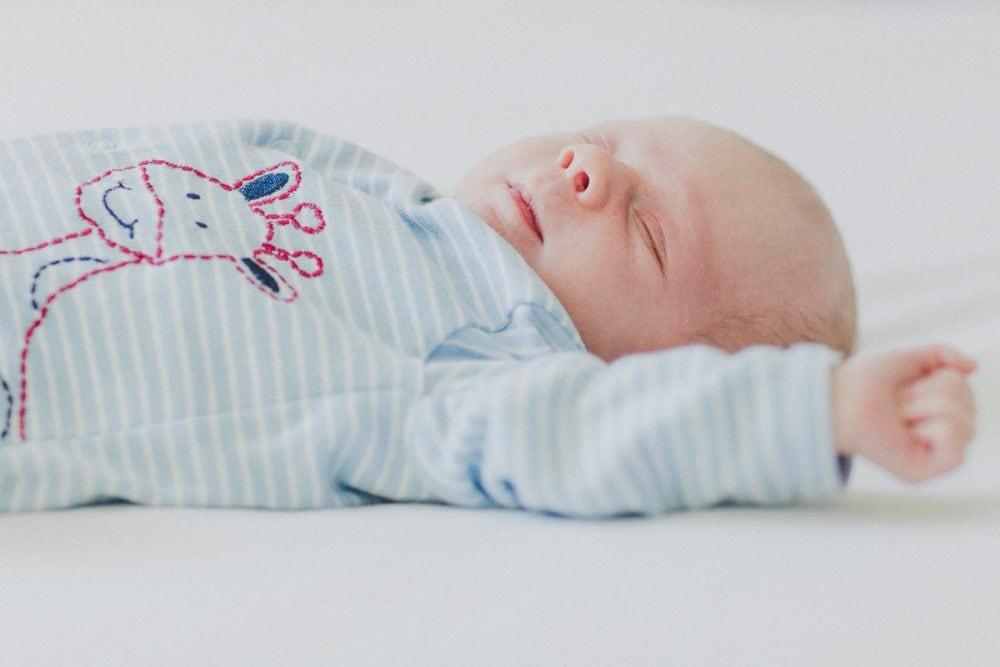 In house Newborn Baby Photographer