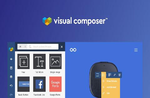 visual composer website builder vs wpbakery page builder
