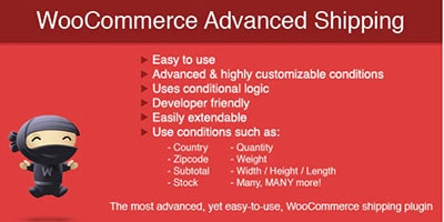 woocommerce advanced shipping vs table rate shipping