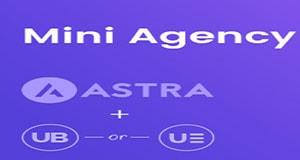 Astra mini agency vs Astra agency bundle plan.