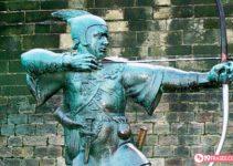 19 Frases de Robin Hood sobre Valentía y Dinero