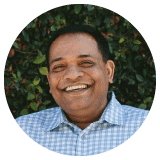 Ram Menon is Avaamo's CEO and Founder