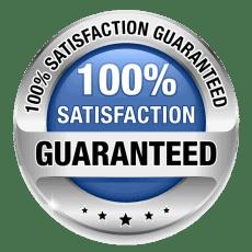 100% Satisfaction Guarantee 3