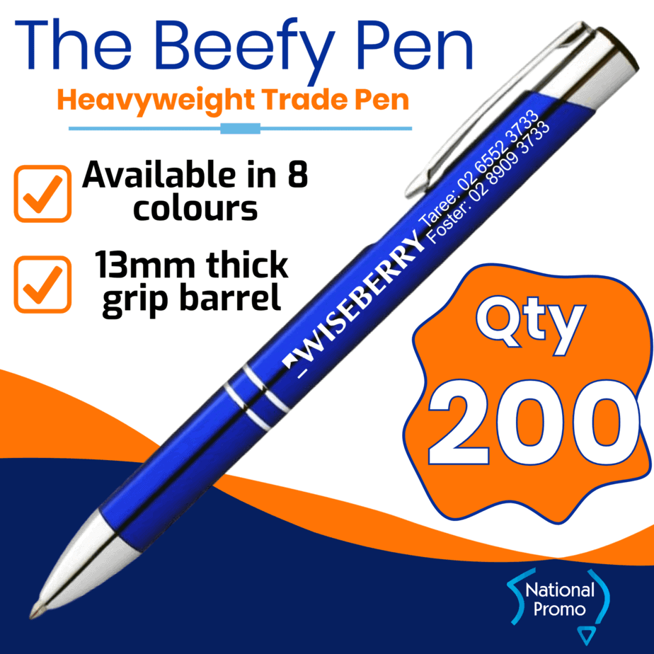 The Beefy Qty 200