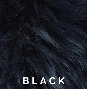 Black Austrailian Sheepskin