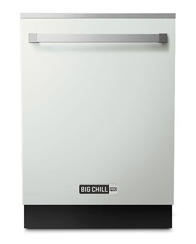Big Chill Pro White Dishwasher