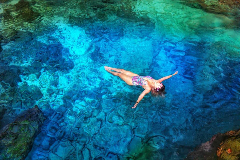 Cenote Hoyo Azul