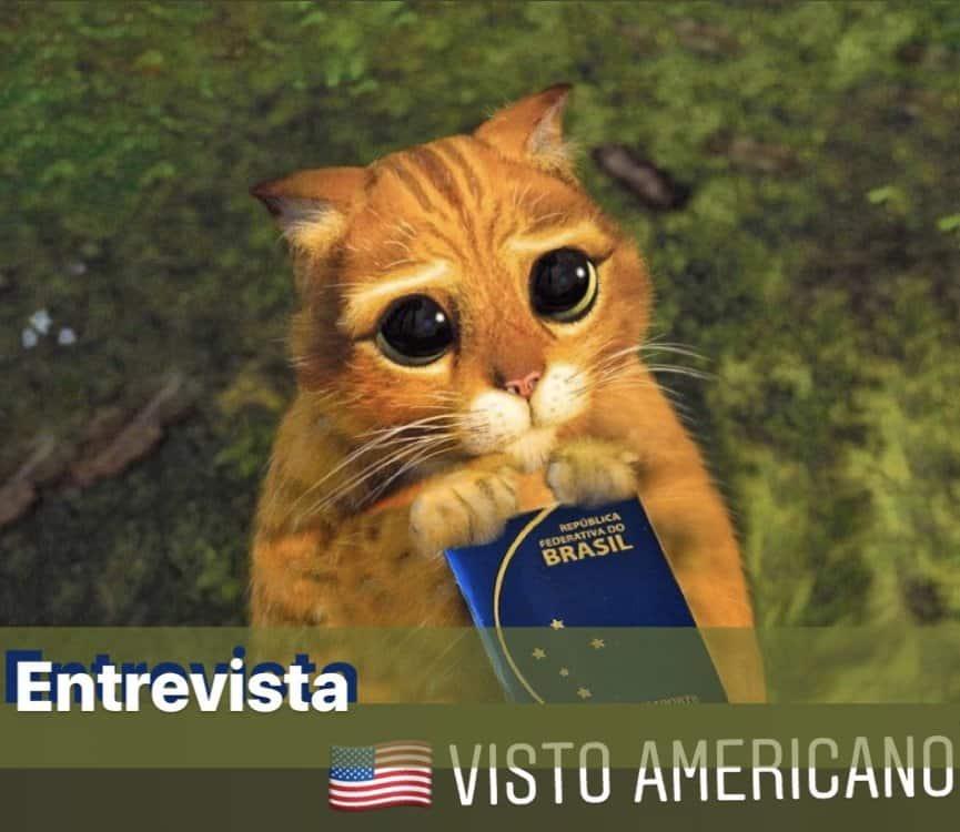 entrevista visto americano - Como tirar o seu visto