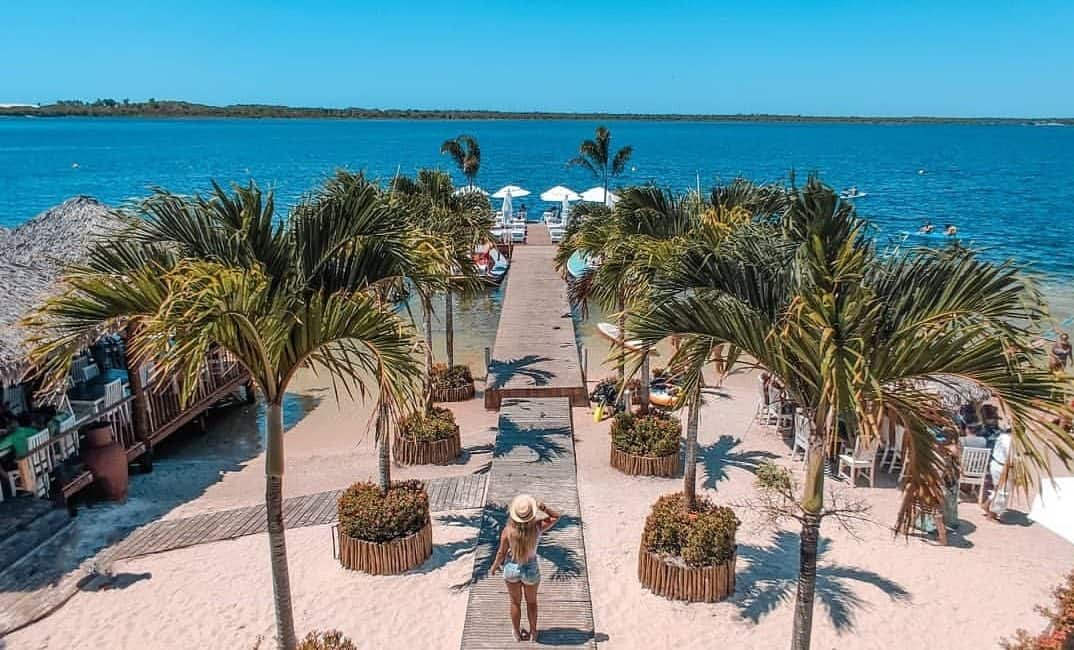 Jericoacoara - destinos próximos de Fortaleza Ceará