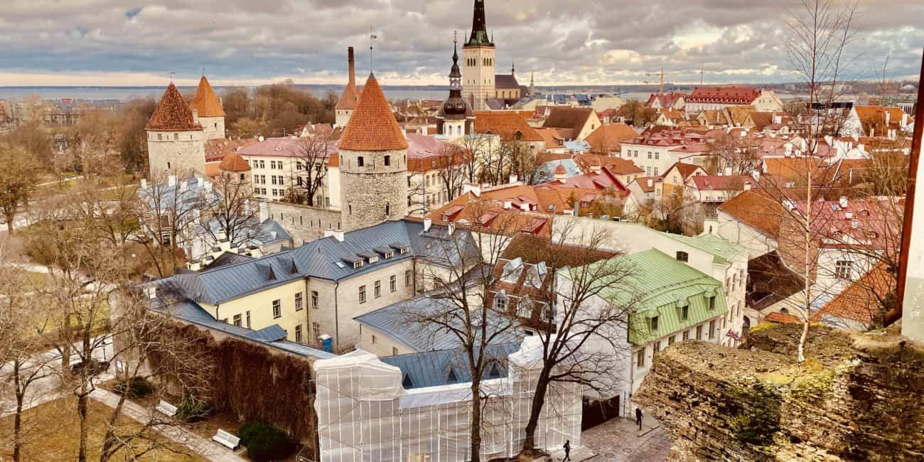 Estônia - país europeu que usa o euro