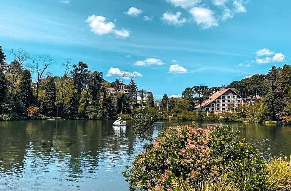 Parque Lago Negro de Gramado