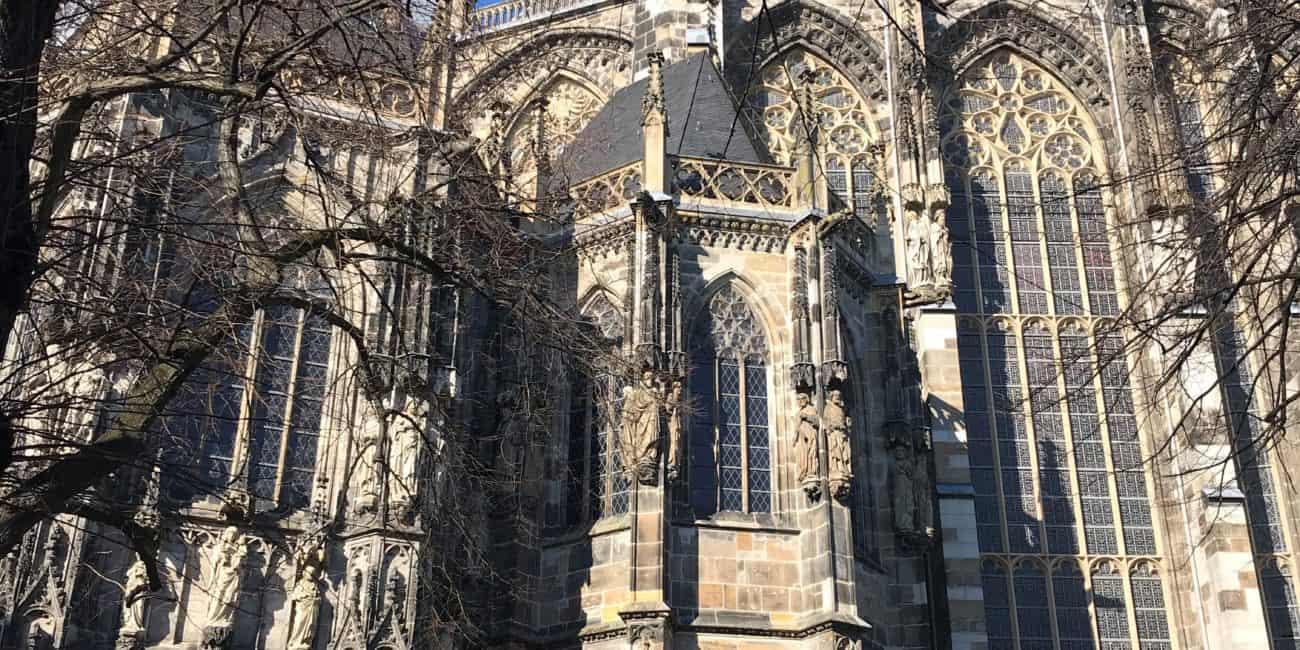 Catedral de Aachen.