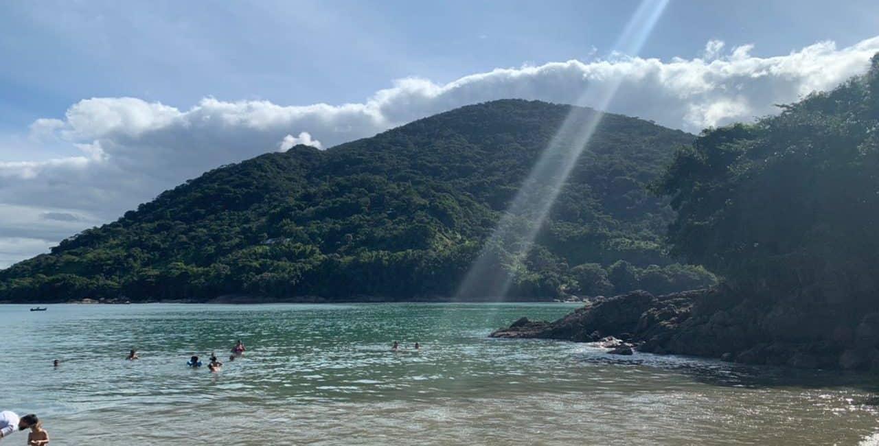 Praia de Santa Rita Ubatuba