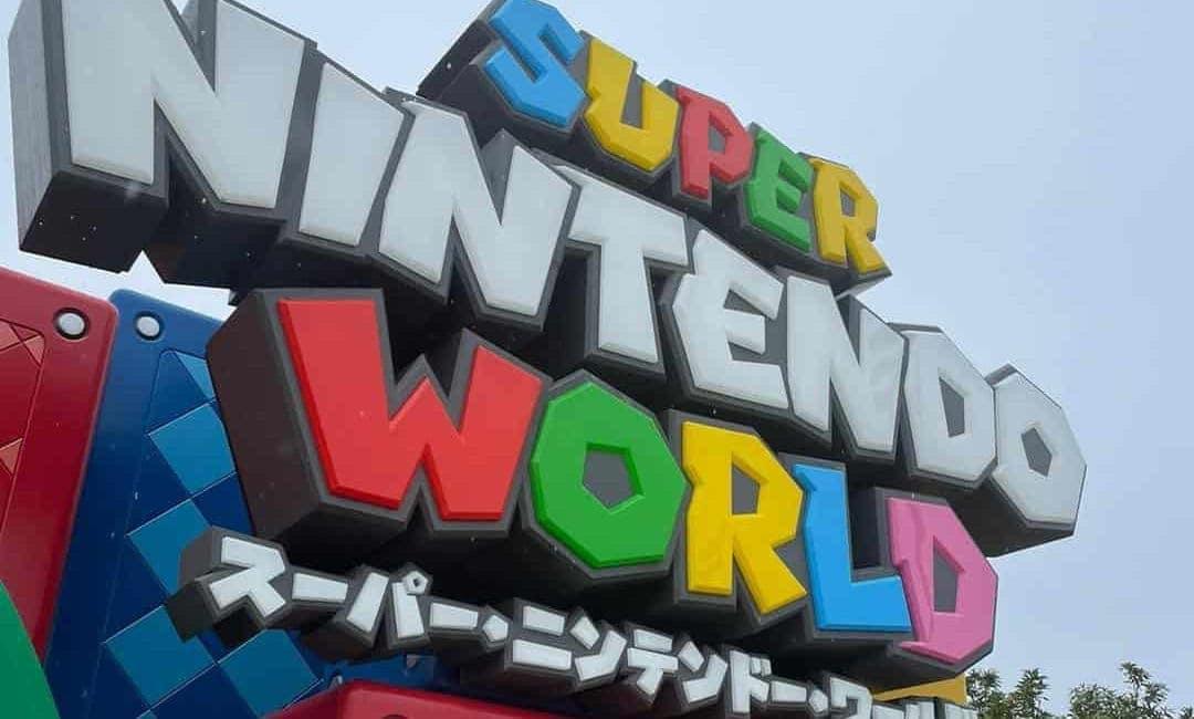 Parque da Nintendo World