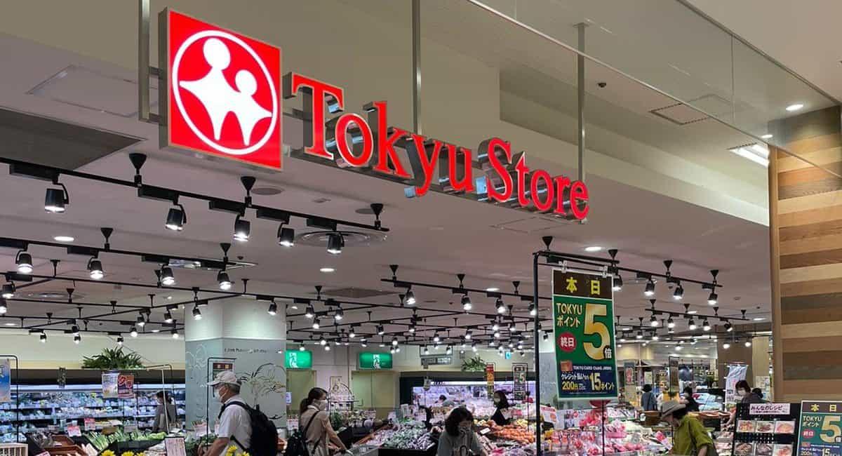 Supermercados no Japao
