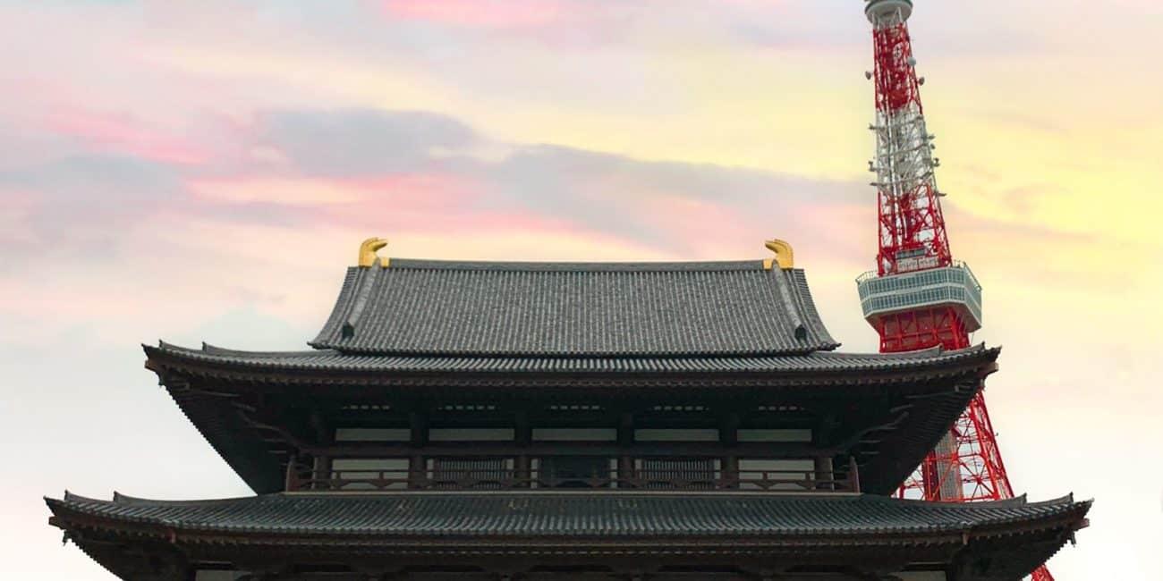 Templo Zozoji