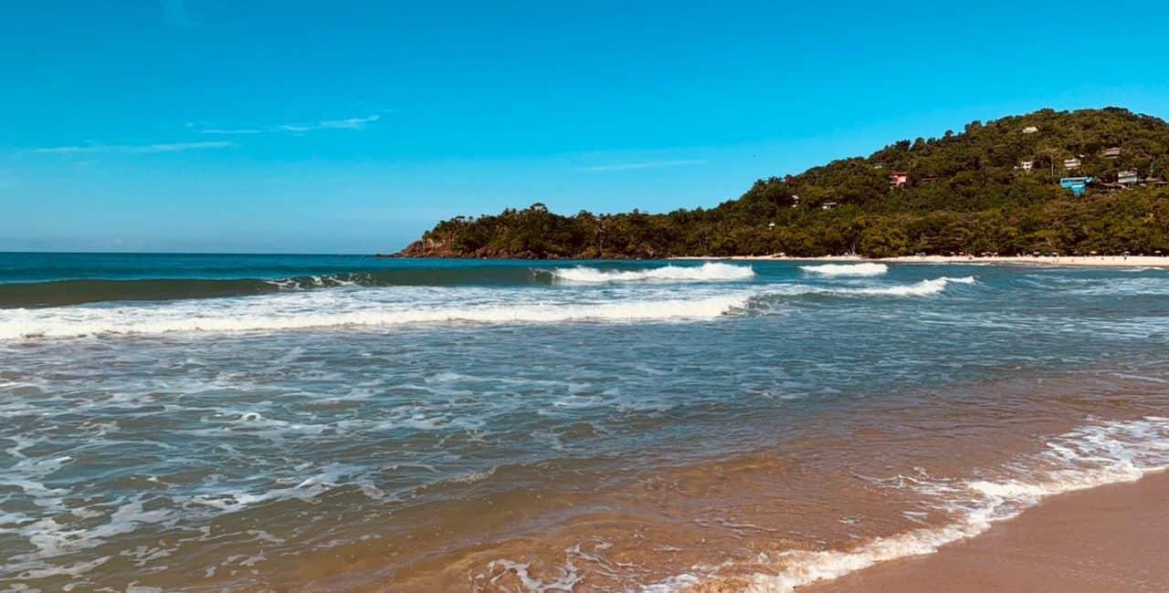 Praia do Félix, Ubatuba