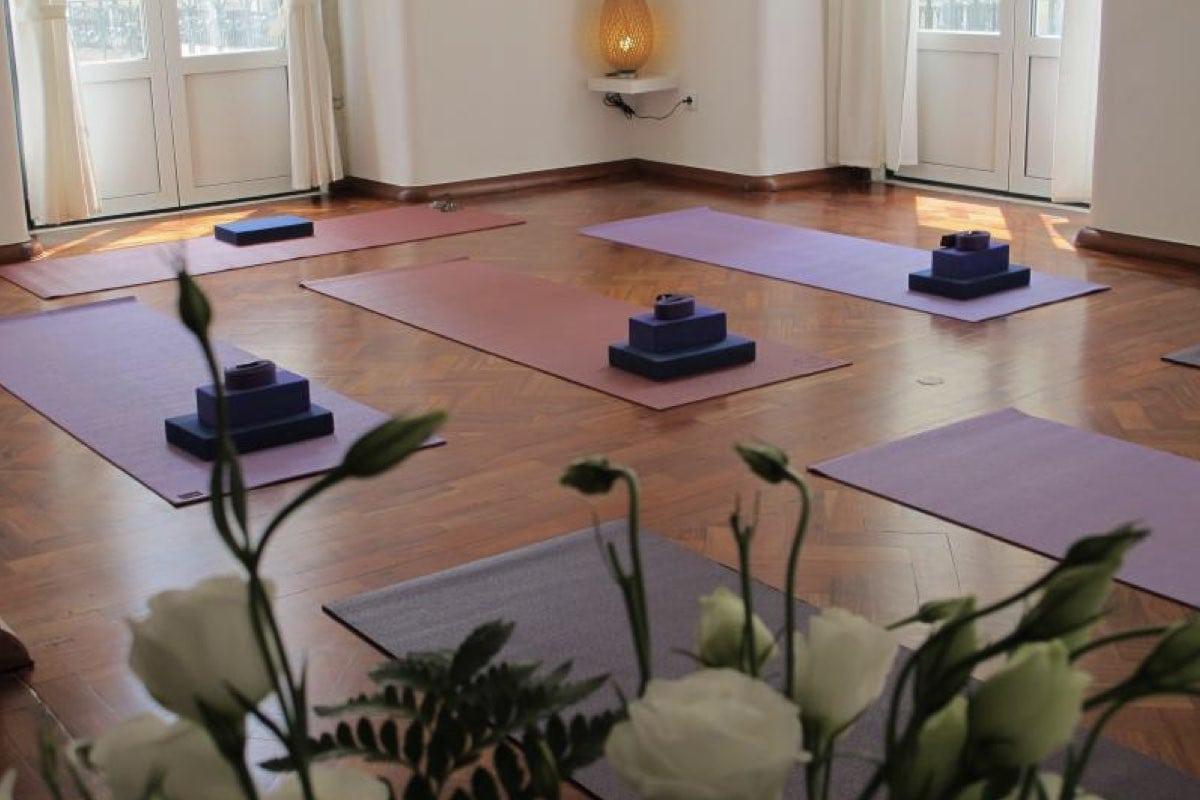 Little yoga space