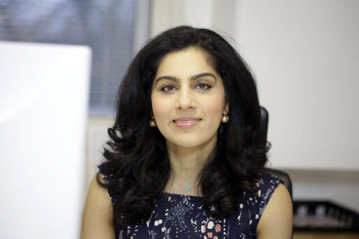 Gynaecologist Dr Shree Datta
