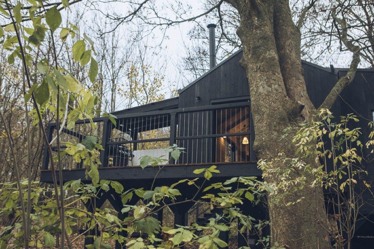 The Perigord Treehouse - best treehouse breaks