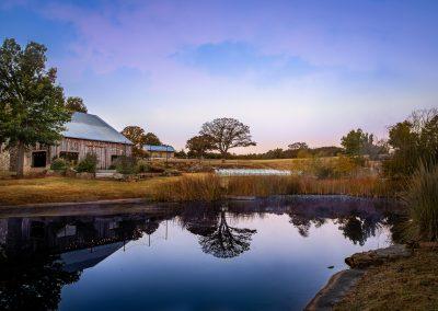 Early morning at Esperanza Ranch