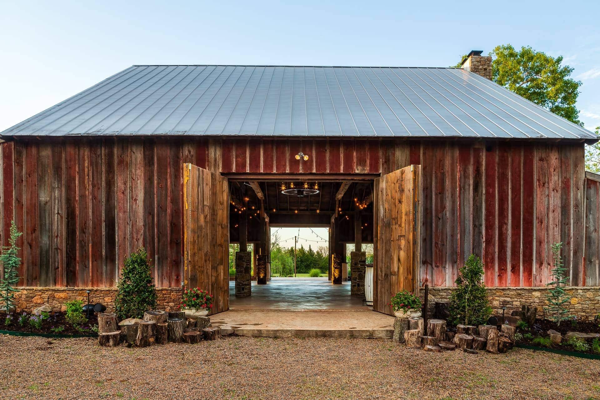 The Barn at Esperanza Ranch