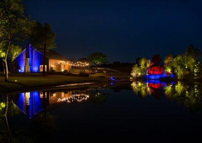 Esperanza Ranch Evening Lights