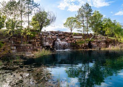 Esperanza Ranch Waterfall