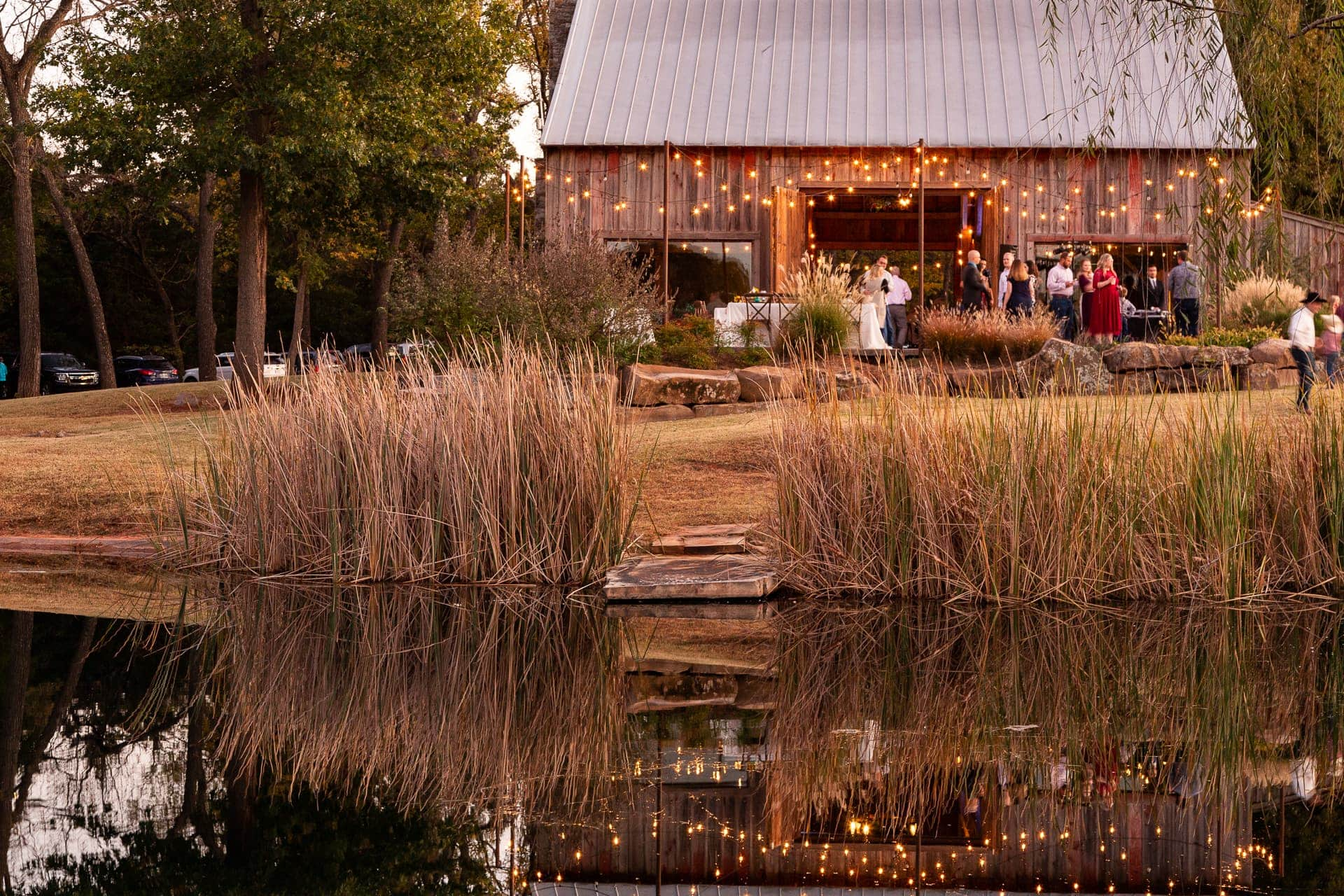 What Should a Wedding Venue Include?
