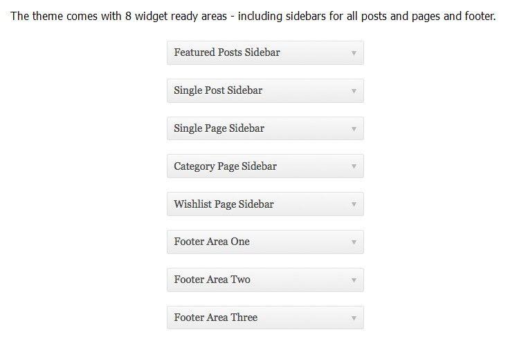 covert store builder theme widgets area