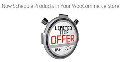 Scheduler for WooCommerce discount coupon