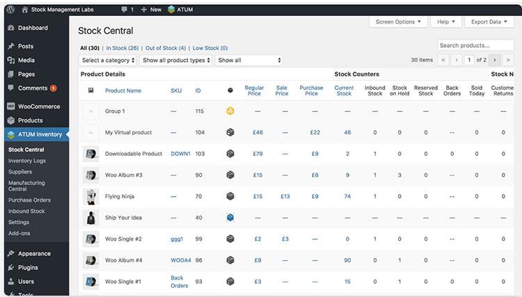 woocommerce management plugins comparison