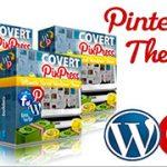 wordpress pinterest theme review