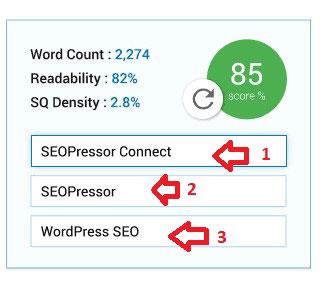 target multiple keyword seo plugin