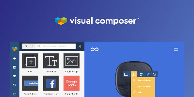 Visual Composer discount coupon code.