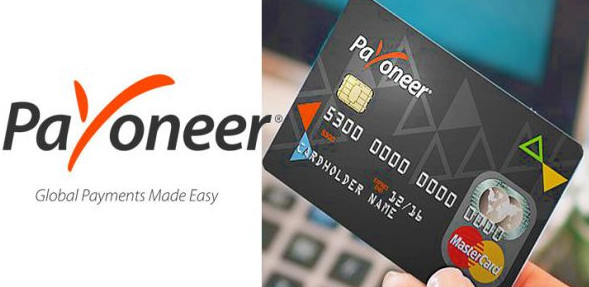 Payoneer card review.