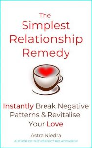The Simplest Relationship Remedy