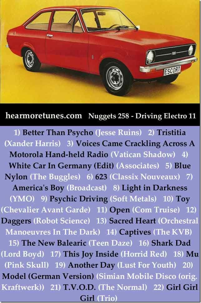 Nuggets 258 - Driving Electro 11