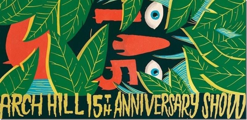 Arch Hill 15th Birthday