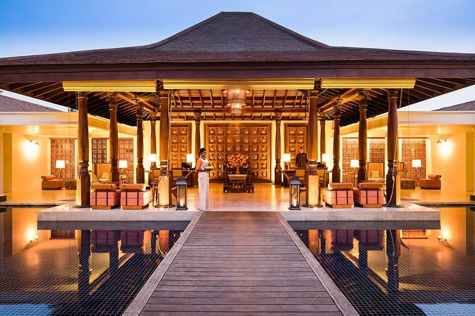 Anantara Peace Haven Tangalle Resort - Reception