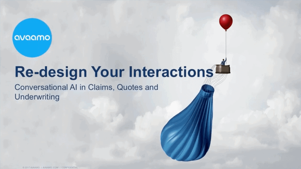Redesign interactions using Conversational AI