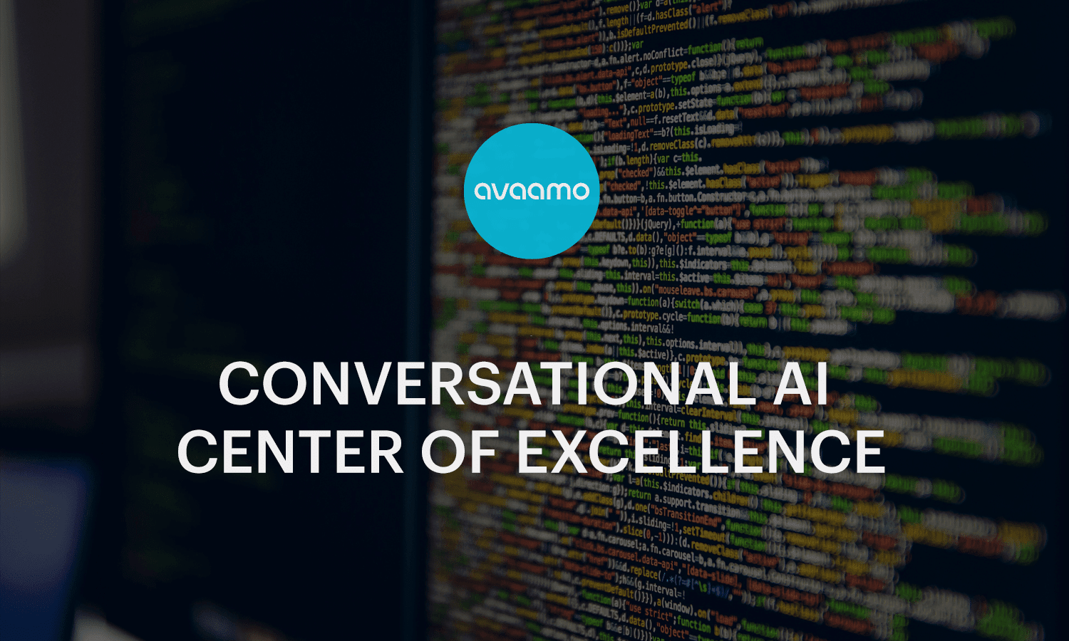 Excellence in conversational AI