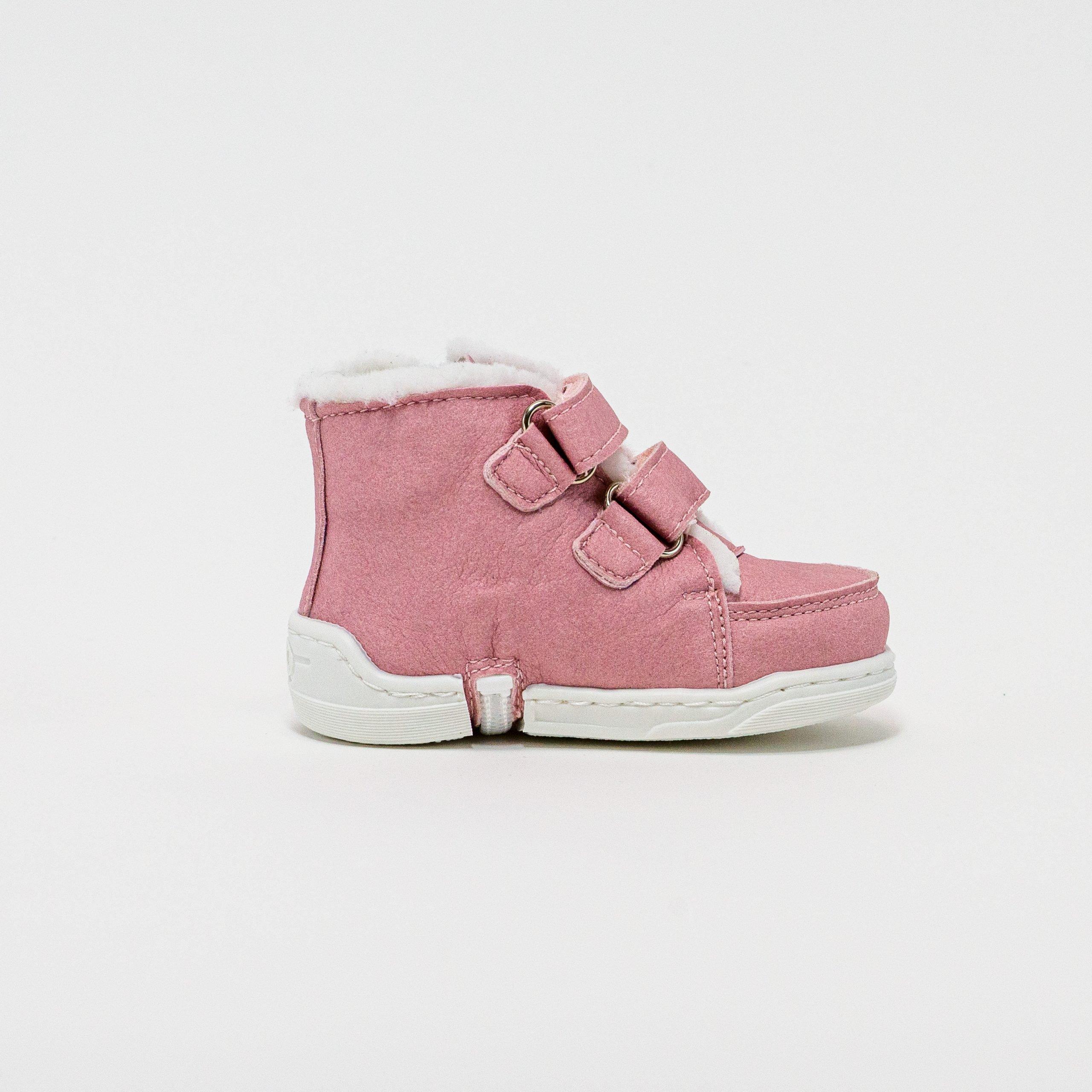 Babyshop - Lammfell Baby-Sneaker