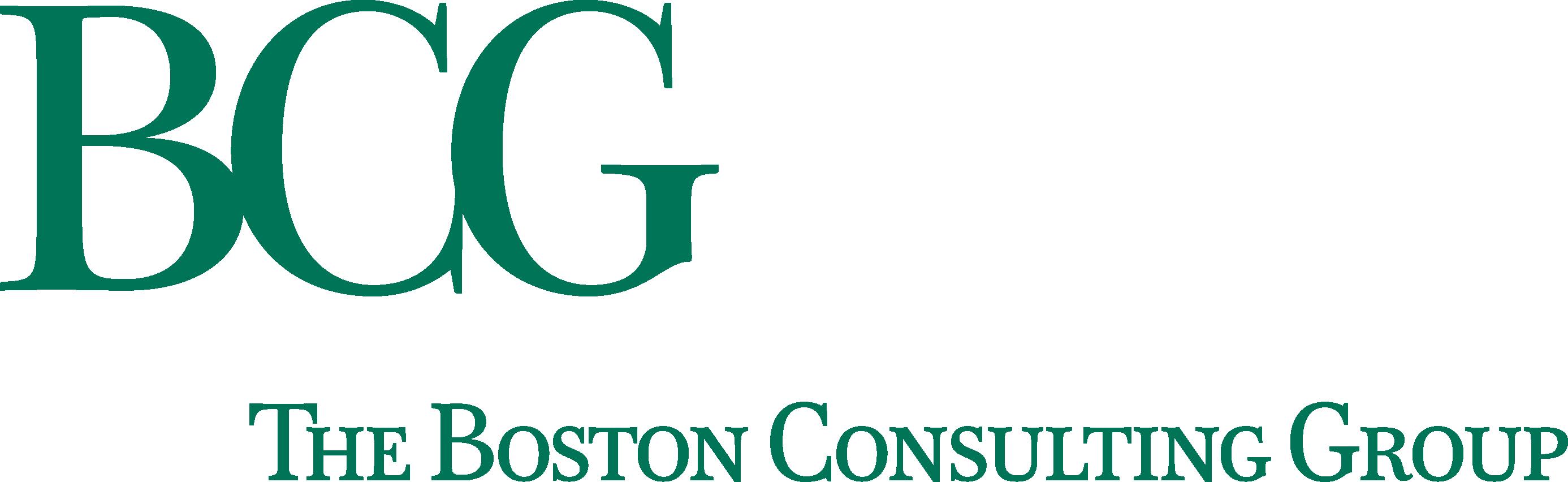 Logo Boston Consulting Group